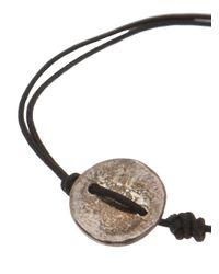 Rosa Maria - Black Wax Pendant Bracelet - Lyst