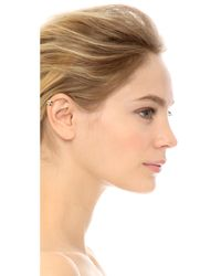 Campbell - Metallic Claw Ear Cuff - Lyst