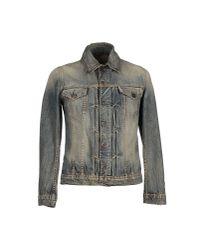 Dolce & Gabbana - Blue Denim Outerwear for Men - Lyst
