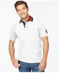 Tommy Hilfiger | White Stuart Polo Shirt for Men | Lyst