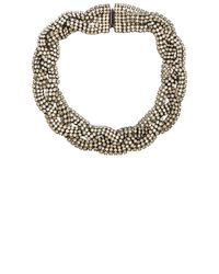 Elizabeth Cole | Natural Angelina Necklace | Lyst