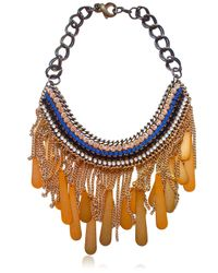 Sveva Collection | Blue Tebe Necklace | Lyst