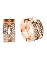 Michael Kors | Pink Mkj4448791 Ladies Earrings | Lyst