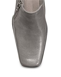 Aerosoles | Gray International Square Toe Heels | Lyst