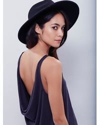 Free People | Black Womens Hot Spot Tank | Lyst