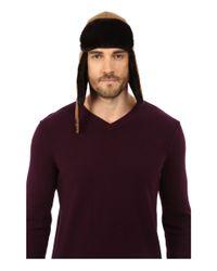 UGG - Multicolor Corbett Leather Trapper for Men - Lyst
