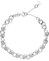 Links of London | Metallic Sweetie Extra Small Charm Chain Bracelet | Lyst