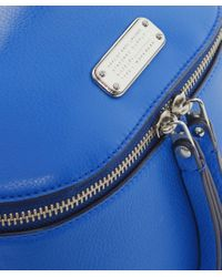 Marc By Marc Jacobs | Blue Canteen Bag | Lyst