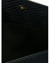 Emilio Pucci - Black Classic Flap Shoulder Bag - Lyst