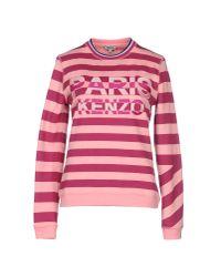KENZO | Purple Sweatshirt | Lyst