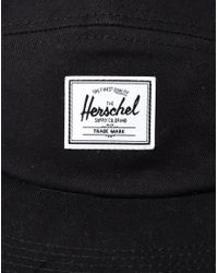 Herschel Supply Co. - Supply Co. Grendale Classic Hat - Black for Men - Lyst