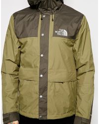 The North Face - Green Mountain Jacket for Men - Lyst