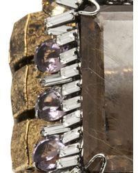 Iradj Moini - Brown Vintage Cuff Bracelet - Lyst