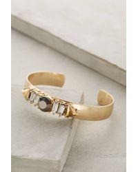 Anthropologie - Metallic Maree Bracelet - Lyst