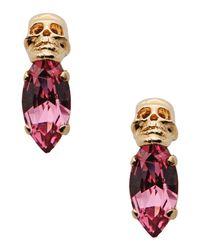 Iosselliani - Pink Earrings - Lyst