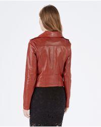 Parker | Red Belfast Jacket | Lyst