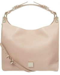 Mulberry | Pink Freya Small Leather Hobo Bag | Lyst