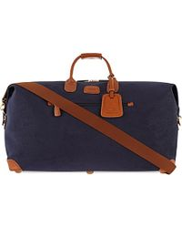 Bric's | Blue Life Medium Holdall for Men | Lyst