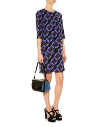 Marni | Black Short Dress | Lyst