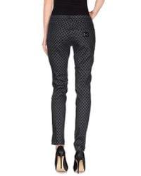 Dolce & Gabbana - Gray Denim Pants - Lyst