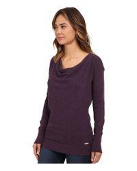 Bench | Purple Ahead Jumper | Lyst