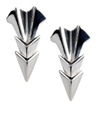 First People First - Metallic Earrings - Lyst