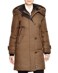 Mackage - Brown Villa Down Parka - Lyst