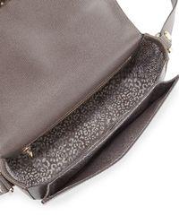 Longchamp - Brown Le Pliage Heritage Large Crossbody Bag - Lyst