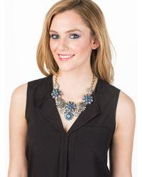 BaubleBar - Blue Alouette Collar - Lyst