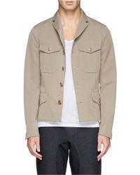 Kolor - Natural Blouson Jacket for Men - Lyst