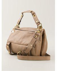 Golden Lane - Natural Mini Tote Bag - Lyst