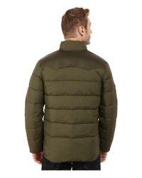 Penfield | Green Beekman Down Filled Yoke Jacket for Men | Lyst