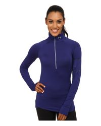 Under Armour | Purple Ua Fly Fast 1/4 Zip | Lyst