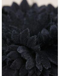 Lanvin - Blue Floral Brooch for Men - Lyst