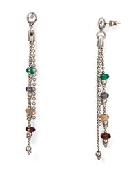 Uno De 50 - Metallic Call Me Rocia Earrings - Lyst