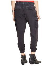 Denim & Supply Ralph Lauren | Green Drawstring Cargo Pants | Lyst