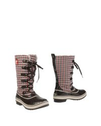 Sorel - Brown Boots - Lyst