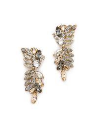 Jenny Packham | Multicolor Bianca Ii Earrings Silk | Lyst