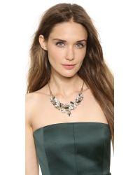 Jenny Packham - Metallic Bianca Necklace - Multi - Lyst