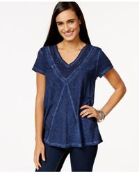 Style & Co. | Blue Only At Macy's | Lyst