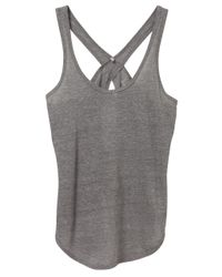 Alternative Apparel | Gray Make Your Move Eco-gauze Tank Top | Lyst