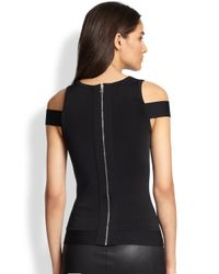 Robert Rodriguez | Black Techno Knit Tank Top | Lyst