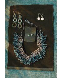 Anthropologie - Blue Skye Necklace - Lyst