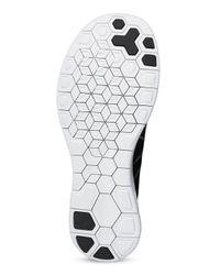 Nike - Black Free 4.0 Flyknit Sneakers for Men - Lyst