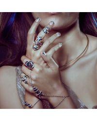 Pamela Love   Pink Exclusive Stardust Handpiece   Lyst