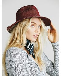 Free People | Purple Womens Mountain Rose H | Lyst