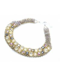 Nakamol | Multicolor Corona Necklace-antique Rose | Lyst