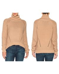 Joe's Jeans - Brown Akasha Sweater - Lyst