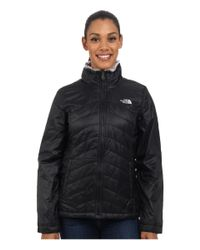 The North Face - Black Mossbud Swirl Triclimate® Jacket - Lyst