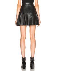 Rag & Bone - Black Suki Skirt - Lyst